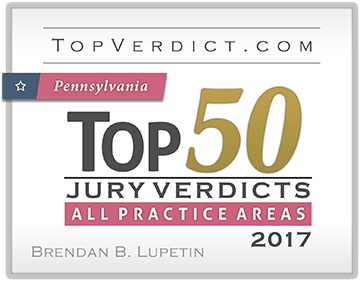 2017 Top 50 Jury Verdicts - Brendan B. Lupetin