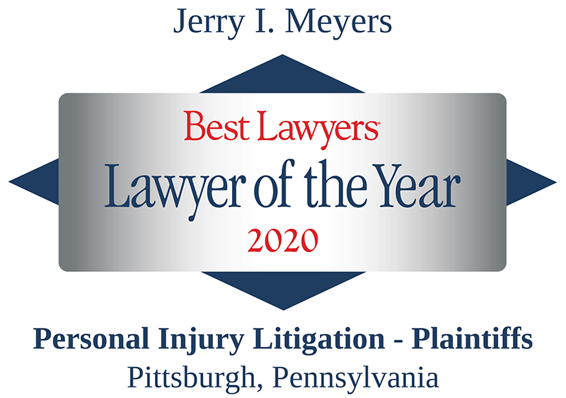 Jerry I. Meyers - Best Lawyers: Lawyer of the Year 2020